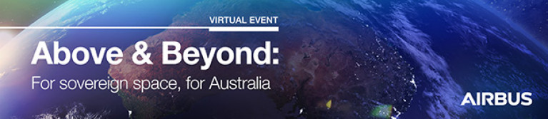 Above & Beyond: For sovereign space, for Australia - Virtual Event