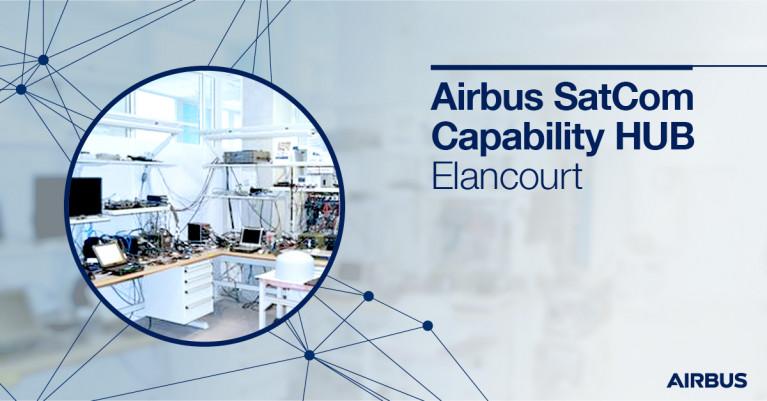Elancourt HUB - Paving the future for French Sovereign SatCom Capability