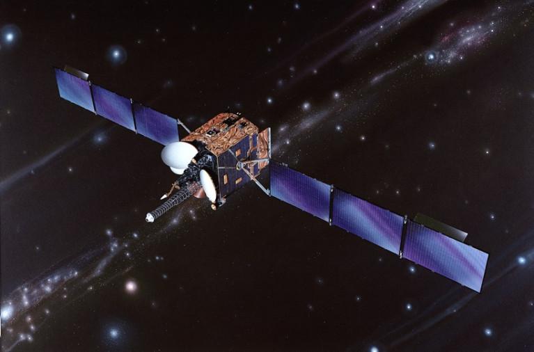 Built to last - Skynet 4C satellite communications spacecraft turns 31