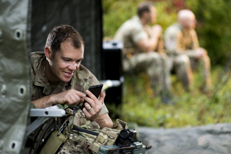 Extra Talk Time for UK Deployed Troops this Christmas