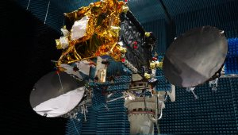 Launch of the second SpaceDataHighway satellite