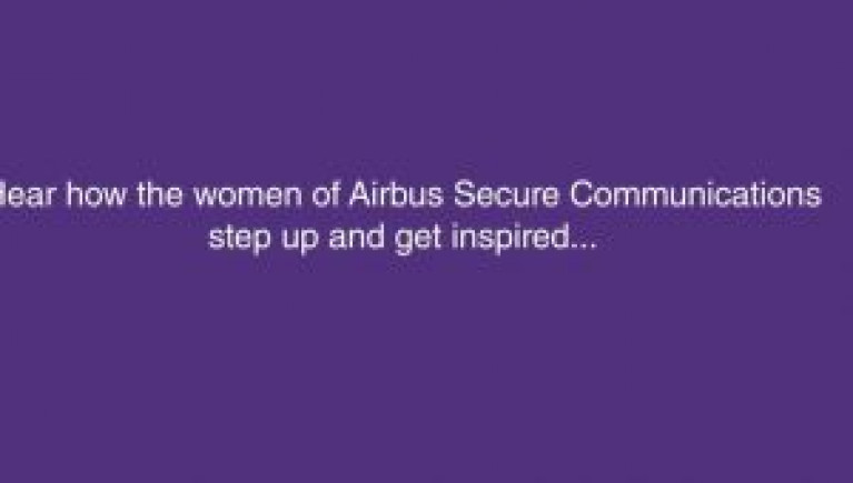 Airbus Secure Communications celebrates International Women's day