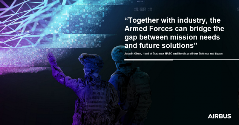INFO/EFRA: Partnering to build the future innovative battlespace