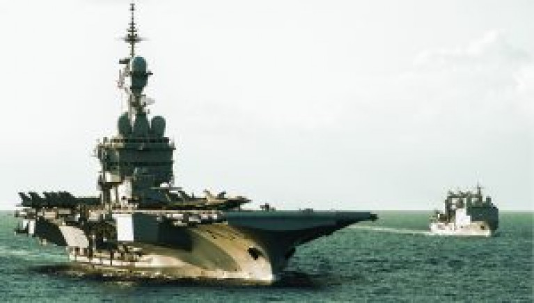 Industrial consortium comprising Airbus, Naval Group and Rohde & Schwarz wins contract for secure network for French Navy vessels