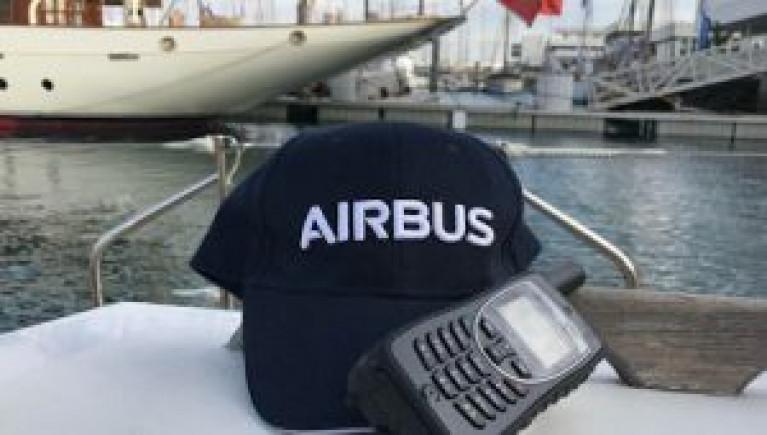 Airbus Secure Communications proud supporter of the Panerai Transat Classique 2019