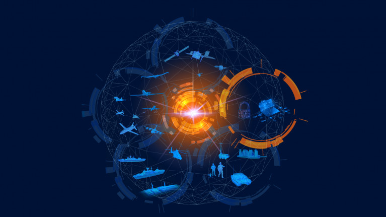 How is Airbus meeting the demand for high-level digitalised IT and communications solutions?