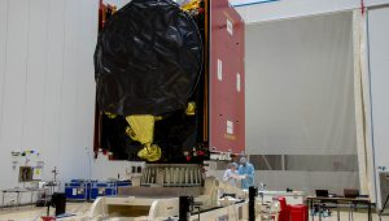 EDRS-C in Kourou to be launched on Ariane 5