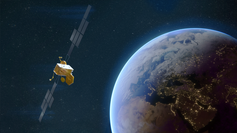 Airbus UK signs contract with UK Ministry of Defence for Skynet 6A satellite